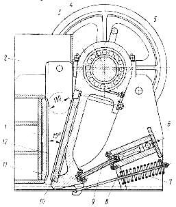 Смд 109а со сложным движением щеки характеристики вибрационный питатель для дробилки