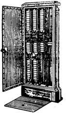 Фото распределительного шкафа типа ШР-600