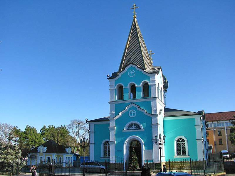 Фото Храма Святого Онуфрия Великого