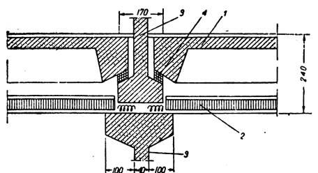 Конструкция дома конструктивное решение здания image036