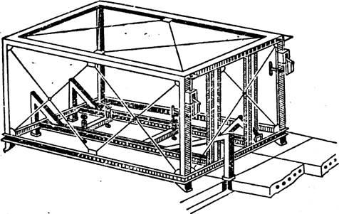 Монтаж крупнопанельных жилых зданий image248.