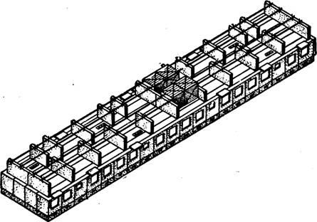 Монтаж крупнопанельных жилых зданий image252.