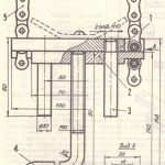 Чертежи устройства для стяжки крупногабаритных деталей